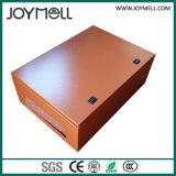 Caixa de aço elétrico impermeável IP66 com tamanhos diferentes