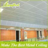 2017 Aoustical de alumínio barato colocam no teto para prédios de escritórios