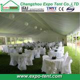 Tente blanche de chapiteau de 200 personnes pour la noce