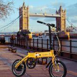 250W plegable el freno eléctrico 32km/H de la E-Bici V de la bicicleta de la bici con el kilometraje largo los 50-70km de los pedales