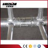 Armature en aluminium de broche de triangle de Shizhan
