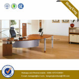 2017年のMDFの木の執行部の机の安い中国のオフィス用家具(NS-NW138)