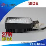 luz de trabajo de 27W LED para el coche 4.5inch