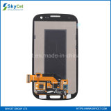 Teléfono móvil LCD para el digitizador de la galaxia S3 I9300 LCD de Samsung