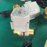3/4 '' macho-hembra DN20 Rosca motorizado bola de válvula eléctrica de la válvula de control del temporizador