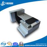 Junta de dilatación elastomérica modular del edificio concreto con el sello de goma