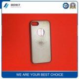mata ultrafina de Apple 6plus de la caja del teléfono celular iPhone7 con la caja de cuero del polvo TPU