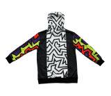 Im Freienform-Entwurf Hoodie Pullover-Hemden mit Tasche (H5010)