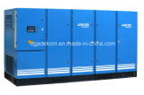 オイルの静止した油を差された低圧の電気空気圧縮機(KD55L-4)