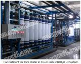 UF het Systeem van de Installatie van de Behandeling van het Water van het membraan