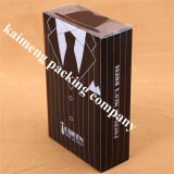 Top Quality Pantone Color Printed Plastic PVC Folding Box for Lady ' s Hair Package