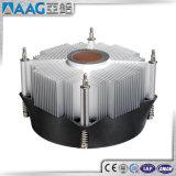 Disipador de calor de aluminio/de aluminio del perfil para el LED y otro industrial