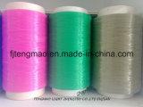 filato verde del polipropilene di 450d/64f FDY per la tessile
