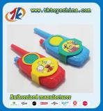 싼 가격 아이를 위한 플라스틱 소형 워키토키 장난감