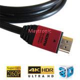 2.0 cable de alta velocidad de 4k HDMI