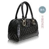 女性アクセサリのためのハンドバッグの楕円形の刺繍されたデザイン