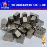 O segmento do diamante para grande considerou a lâmina para o granito da estaca