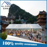 15X25m Big Party RTE-T met Transparent pvc Cover
