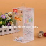 Caselle di plastica materiali ecologiche dell'alimentatore dei pp per il pacchetto dei prodotti del bambino (casella dell'alimentatore dei pp)