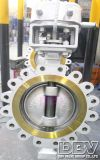صناعيّة [وورم جر] طرف توصيل نوع [كف8] [بوتّرفلي فلف] ثلاثيّة شاذّ