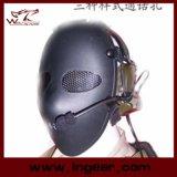 Het militaire Tactische Volledige Masker van de Moordenaar van Airsoft Paintball van het Gezicht voor In het groot Plastiek