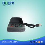 Mini teclado mecânico programável da posição do USB Kb15 para o sistema do banco