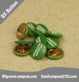 кнопка кнопки металла 15mm латунная для напольного износа