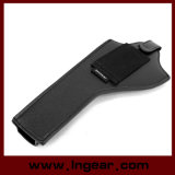 Тип кобуры пистолета револьвера кожи усилия армии длинний