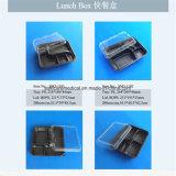 Сформированный вакуумом волдырь коробки упаковывая устранимую пластичную коробку обеда