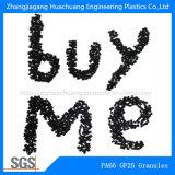 Granelli induriti GF25 Polyamide66 per la plastica di ingegneria