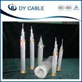 Conductor de arriba del cable aéreo ACSR para la línea de transmisión de potencia