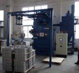アルミ鋳造のためのハンガーのタイプショットブラスト機械