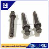 Kundenspezifische, nichtstandardisierte Schraube mit hochfestem Stahl