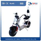 Scooter électrique frais de Harley de moto de la batterie 60V/12A électrique adulte de lithium