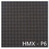 Pantalla a todo color al aire libre de la visualización de LED de SMD P6 HD