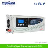 AVR 기능 1000W에 3000W를 가진 사인 파동 힘 변환장치
