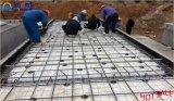 Ponton modulaire en plastique concret de dock flottant fabriqué en Chine