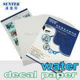 Wasser-Übergangsdruckpapier für keramische Glasbecher-Nagel-Aufkleber
