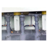 Machine de découpage de balustrade de granit pour le granit de marbre de pierre de découpage (DYF600)