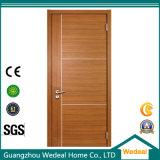 Дверь деревянного Veneer MDF слоистой конструкции нутряного полная