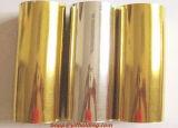 Película de poliester metalizada coloreada