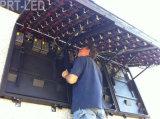 Vordere Zugriff P8 im Freien farbenreiche LED-Bildschirmanzeige für das Bekanntmachen des Vorstands