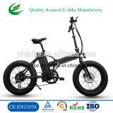 """عال سرعة 20 """" [36ف] [ليثيوم بتّري] يطوي كهربائيّة ثلج درّاجة"""