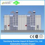 cabina di spruzzo industriale lunga di 17m grande