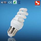 lampada fluorescente compatta piena di spirale 5W di 12mm
