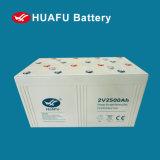 batería profunda recargable del ciclo de la batería de terminal de componente del AGM de 2V 2500ah