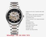 Het Horloge van slimme Automatische Mensen 's met de Riem Fs560 van het Roestvrij staal