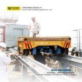 Bogie de transporte de material motorizado usado no estaleiro em trilho (BJT-20T)