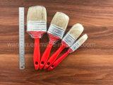 Cepillo de pintura plástico de la maneta con el material de Brislte
