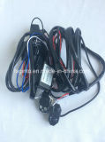 Harness doble del alambre del interruptor con la función de destello de Stroble (WK005)